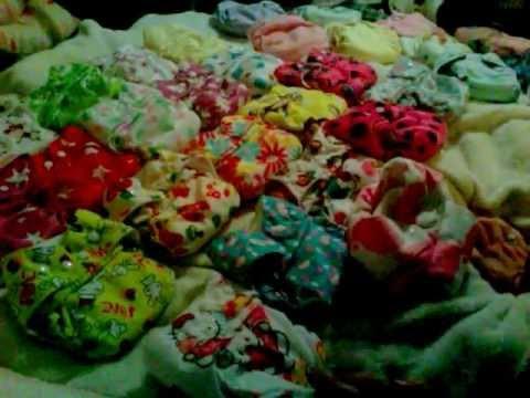 My Super Affordable Cloth Diaper Stash- -Links-
