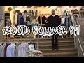 Outfit Of The Day #2 | College Fit