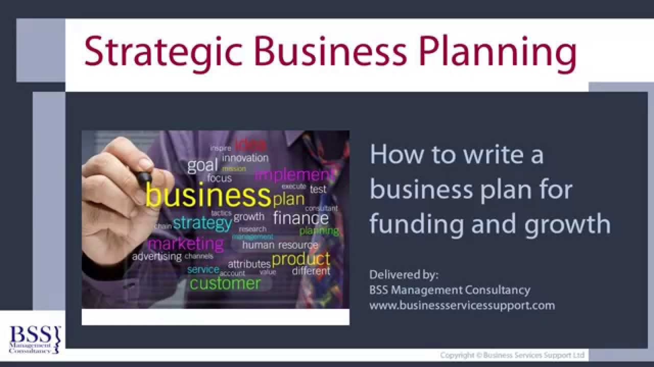 writing a strategic plan Strategic planning is one of the most vital in business planning for nonprofit organizations aspects these organizations must be able to clearly identify their goals and objectives and to remain faithful to its main concepts to be successful.
