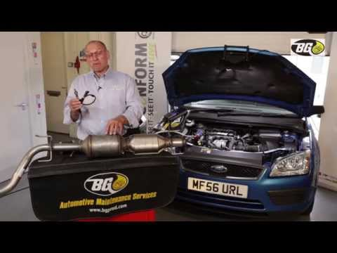 BG Products Complete DPF & Emissions Service
