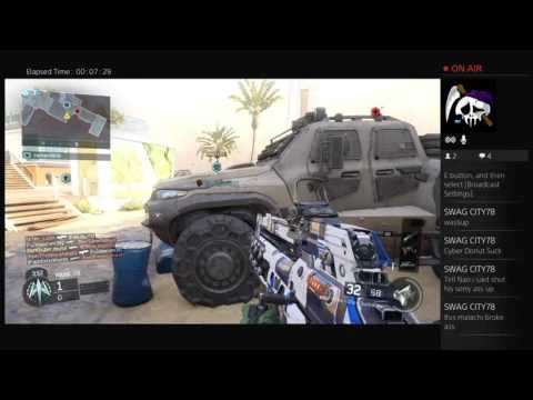 Bo3 gameplay with NaO-Asteroid