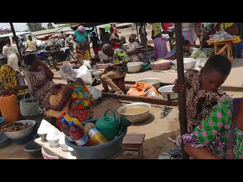 Pahou Market In