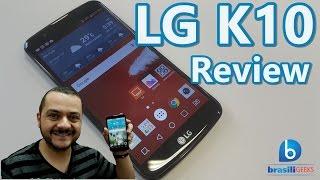 LG K10 - Dual Chip, TV Digital e 4G! Review (Análise completa em Português)