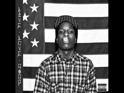 ASAP Rocky-Brand New Guy Ft. Schoolboy Q (Clean)