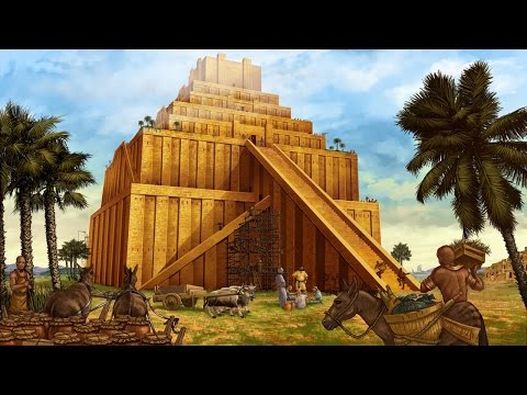 Ancient Mesopotamian Music - Assyrian Fortress