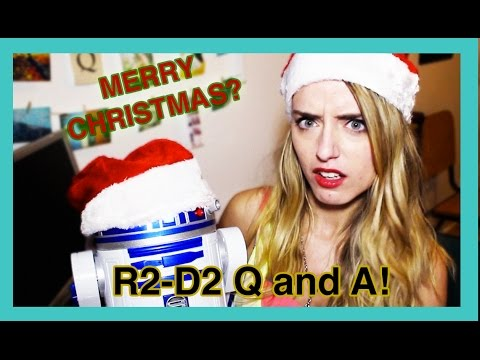 R2 D2 EXCLUSIVE INTERVIEW: Q and A