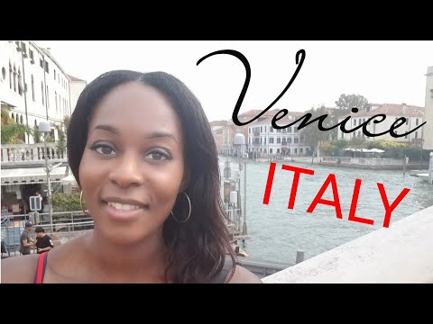 Walk With Me Through Cannaregio In Venice Italy!