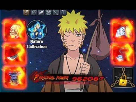 Naruto Online  Casual Naruto Ronin in SWB