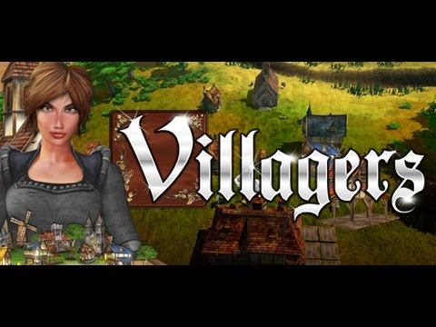 Villagers || Town-Building Management Game