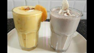 #Bananashake #Mangoshake      Healthy homemade shake from Mango & Banana.
