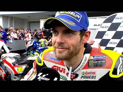 """Crutchlow: """"They're all wimps!"""""""