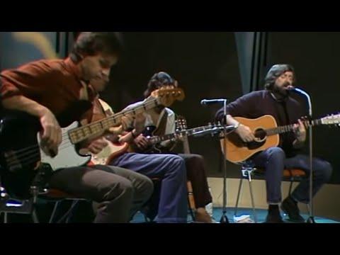 Francesco Guccini - Canzone di notte n°2 (Live@RSI 1982)