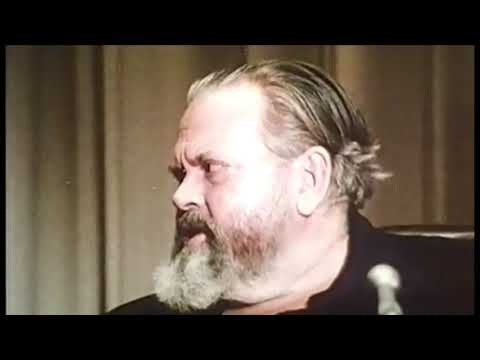 Misunderstood Genius Orson Welles Tried to Tell You