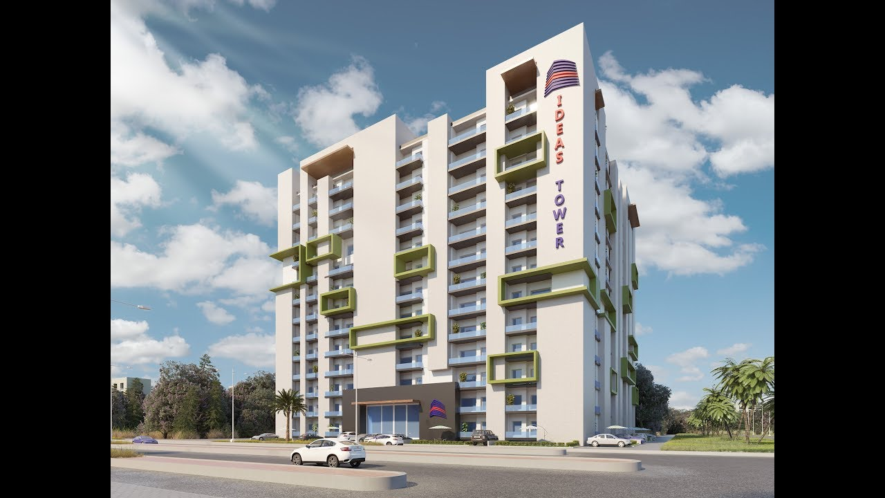 Ideas Tower Islamabad - B17 - High Rise Apartment Project - Ideas Marketing
