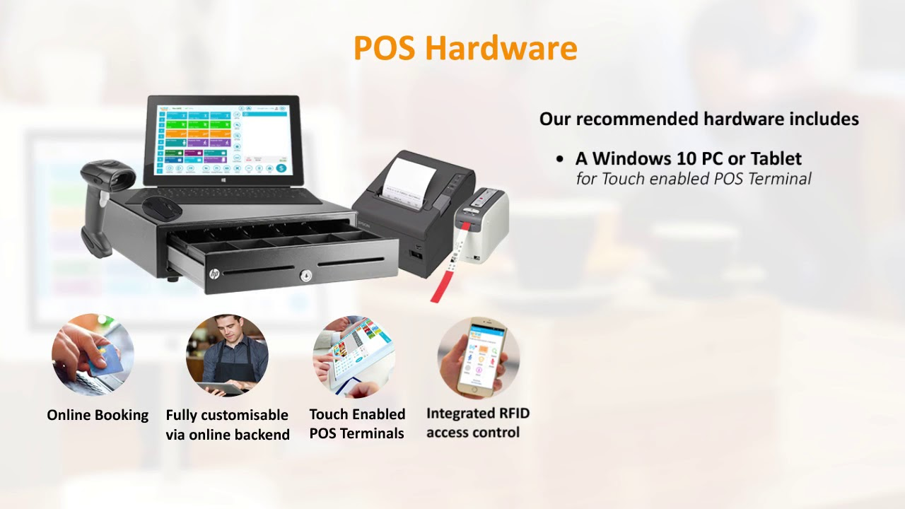 Spiral POS | Point of Sale for Stores, Restaurants and Cafes