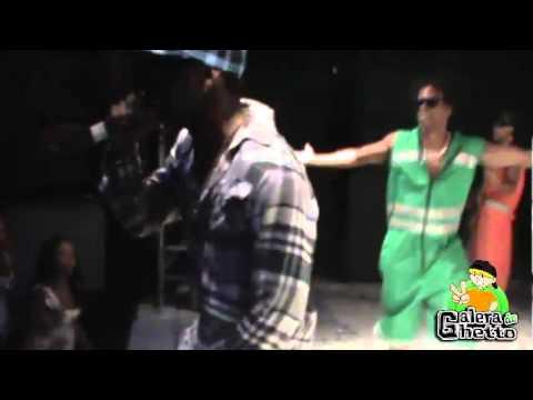 Groov Ghetto - Abertura + Eu Sou Gari ( Nova ) - Sexta do Zig - 23/03/2012