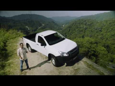 Isuzu D-Max Single Cab Pickup Truck Showcase