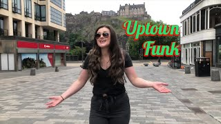 Uptown Funk (remote recording) | Pitchcraft - The Edinburgh Choir