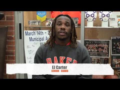 Baker Basketball Interview with EJ Carter and Jared Fulks