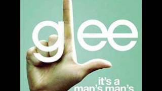 It's a Man's World - Glee Cast