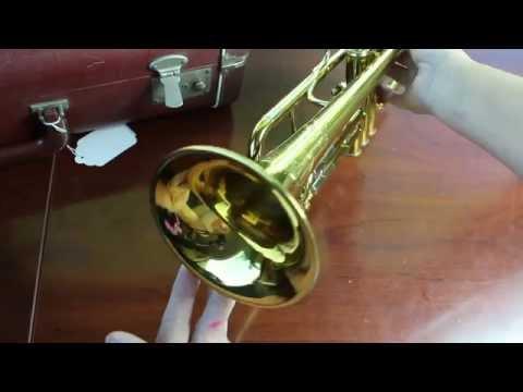Cleveland Superior Trumpet for ebay