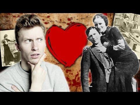 Historian romanttisin rikollispari!