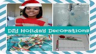 DIY Christmas Decorations 2014 Thumbnail