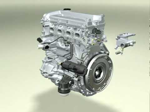 Engine Assembly 3d Youtube