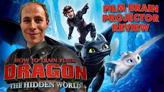 Projector: How to Train Your Dragon - The Hidden World (REVIEW)