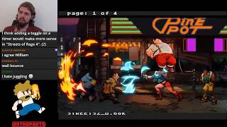 I Played *STREETS OF RAGE 4* My Thoughts!!!