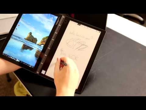 Lenovo Yoga Book C930 - PC & E-Reader Fusion!