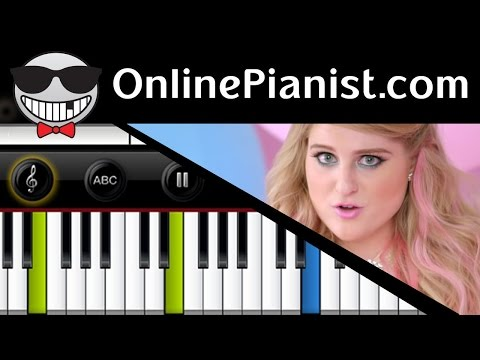 Meghan Trainor - Better When I'm Dancin' (The Peanuts Movie) - Easy Piano Tutorial - How to Play