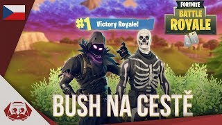 Bush na cestě - Fortnite Battle Royale CZ Duo