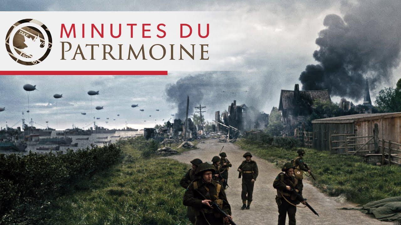Minutes du patrimoine : Jour J