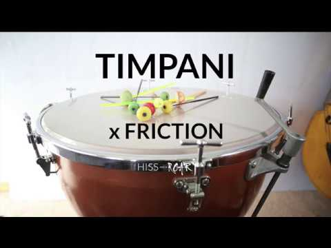 TIMPANI X FRICTION