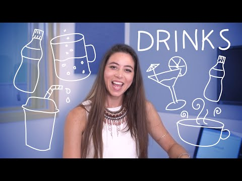 Weekly German Words with Alisa – Drinks
