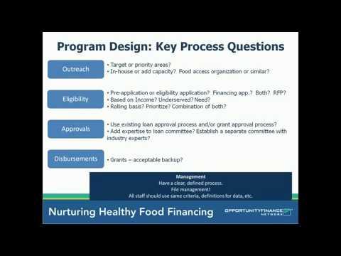 Financing Healthy Food Retail  Program Design and Social Impact Measurement Mobile clip14