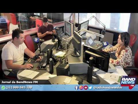 Jornal da BandNews FM - 23/07/2019