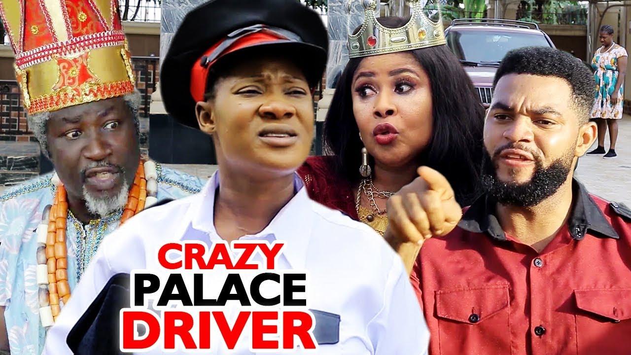 Download CRAZY PALACE DRIVER Season 5&6 NEW MOVIE HIT (Mercy Johnson) 2020 Latest Nigerian Nollywood Movie