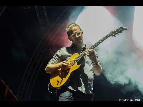 GREG LAMY QUARTET (Luxemburg) –control swift @18th Athens Technopolis Jazz Festival (5/6/2018)