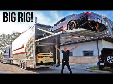 My New Stacker Trailer!