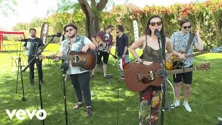 Of Monsters And Men - Mountain Sound  Live At Fuse Vevo Coachella House