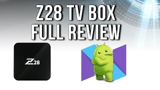 z28 Rockchip RK3328 Android 7.1 4K TV Box Review