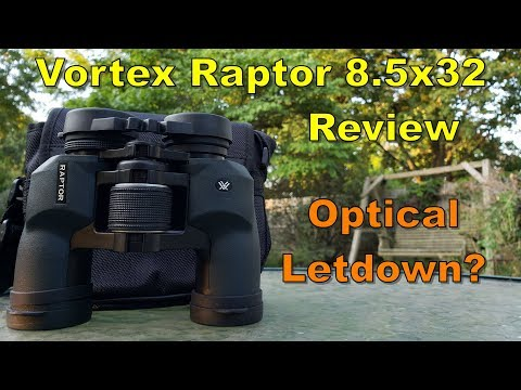 Vortex Raptor 8.5x32 Binoculars Review