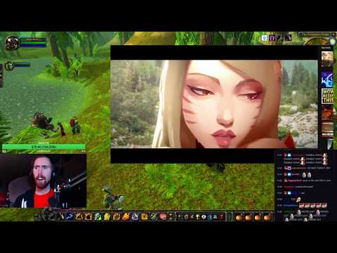 Asmongold Reacts To League Of Legends K/DA Song With Mcconnell