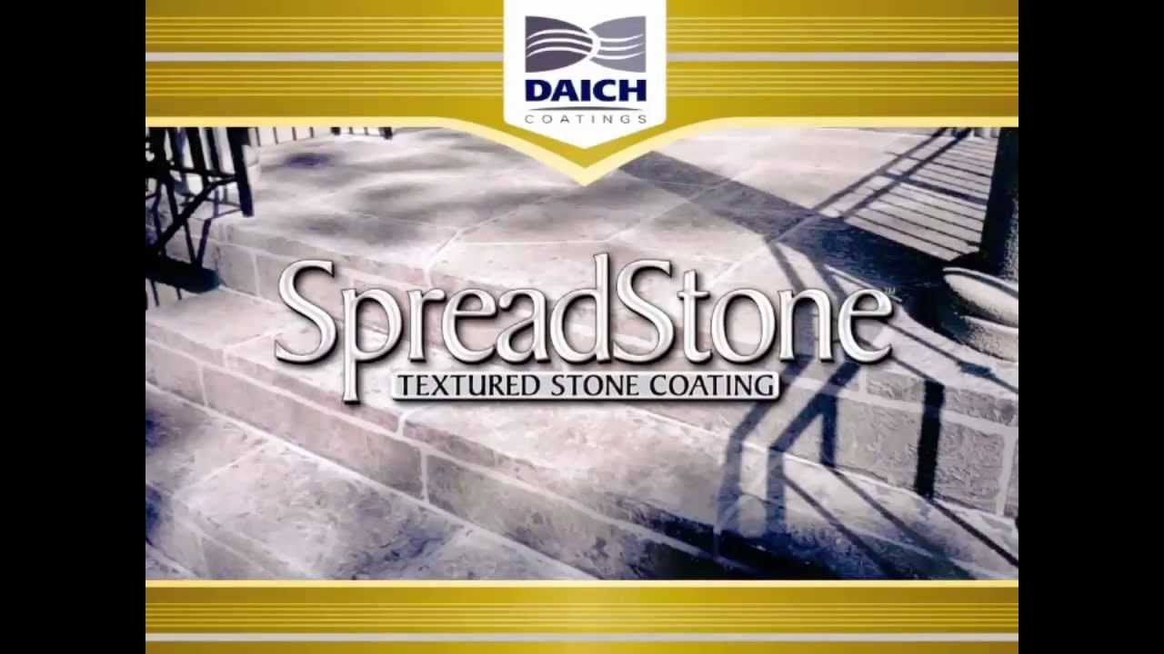 Daich Coatings ST-RLR-01 Stone Texture Synthetic Roller ...