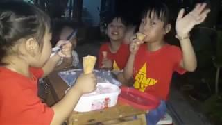 Sury Channel/đồ chơi trẻ em/ sury bán kem thông minh không cần  tiền