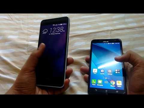 HTC Desire 820 vs ASUS Zenfone 2