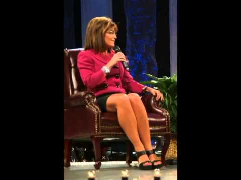 Sarah Palin Feet & Legs (Close-Up!)