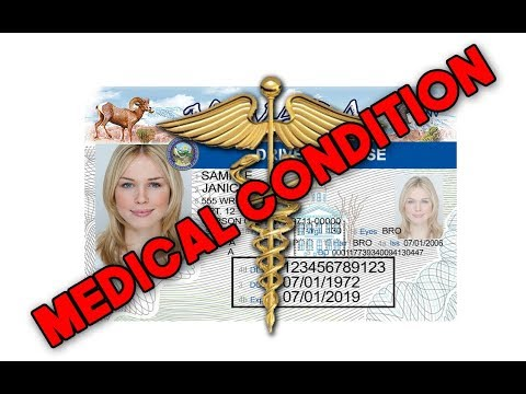 5 medical conditions that can get your license suspended by the DMV in Nevada